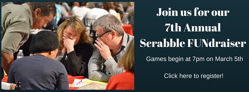 Join us for our 7th AnnualScrabble FUNdraiser (1)